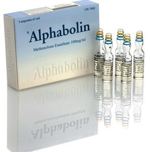 Alphabolin Alpha-Pharma