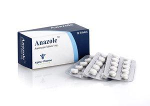 Anazole Alpha-Pharma
