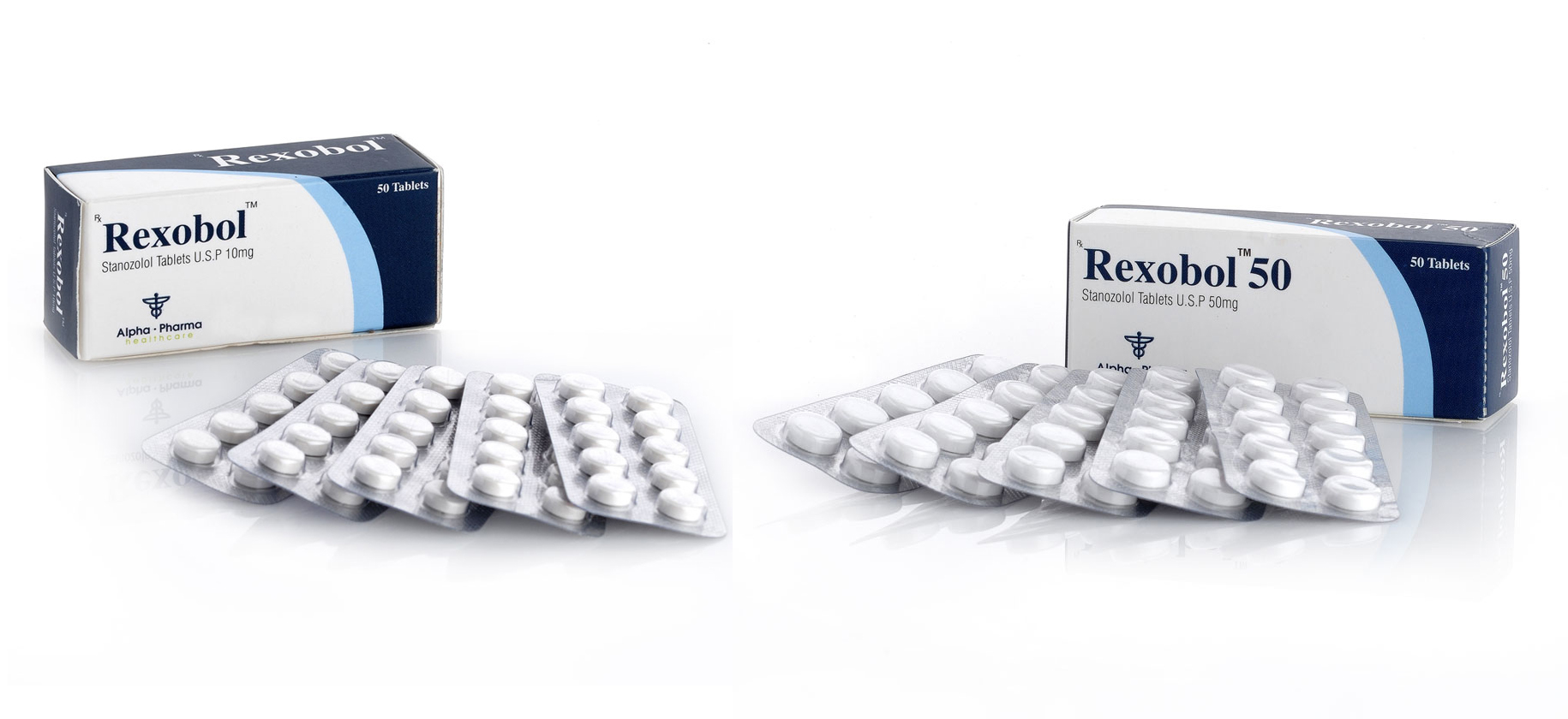 Rexobol Alpha-Pharma